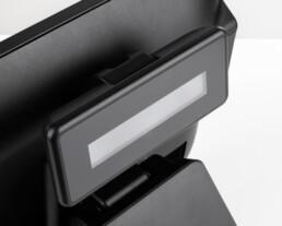 PC POS Pulse P30 display cliente VFD 2x20chr