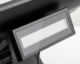 Diaplsy cliente 2x20 chr PC POS Pulse by Orderman Italia X50