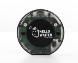 Pulse Hello Waiter Pager Take Away